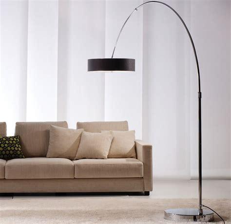 8 Contemporary Arc Floor Lamp Designs as a perfect decoration detail Interioridea.net