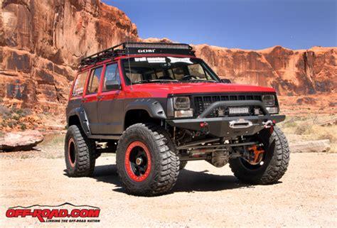 Xj Jeep Accessories Or Fabs Project Ferrarjeep Xj Road