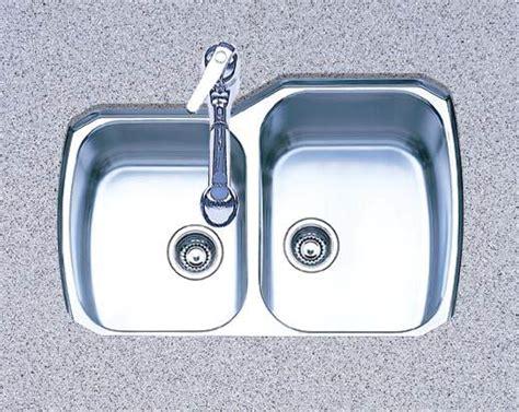 oliveri 834u 800 series double basin undermount kitchen