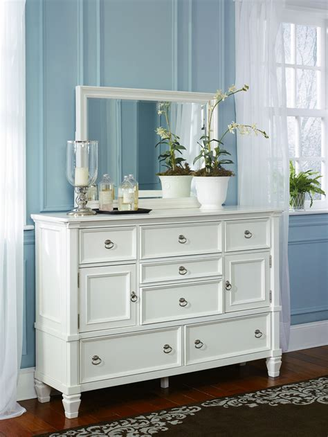 bedroom dressers with mirror furniture prentice dresser and bedroom mirror the home