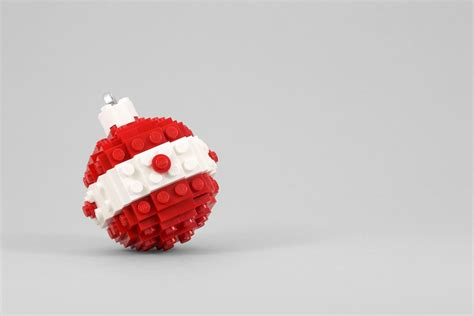 lego ornament build a lego ornament with powerpig gizmodo australia
