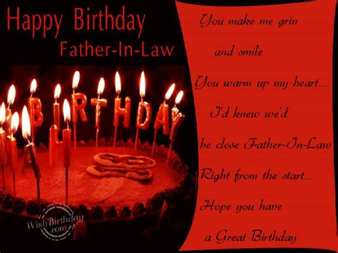 birthday wishes  father  law page