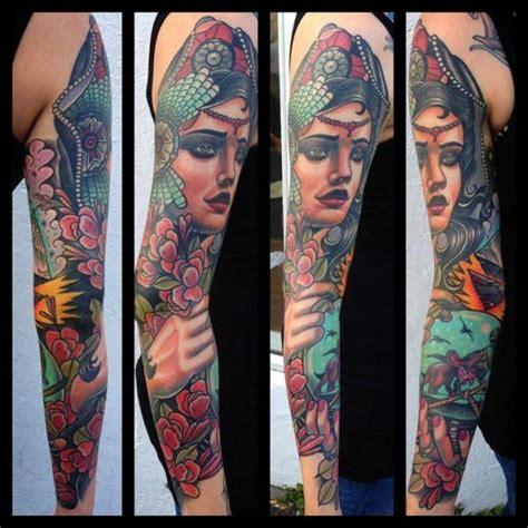 new school tattoo sleeve ideas image gallery new school tattoo sleeve