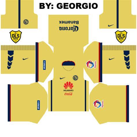 logo america 512x512 league soccer kits club de f 250 tbol am 233 rica 15 16 kits by georgio ferreira