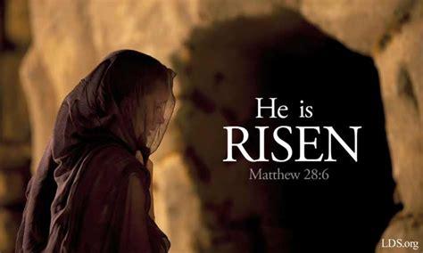 He Is Risen Meme - easter creating a christ centered celebration bro simon