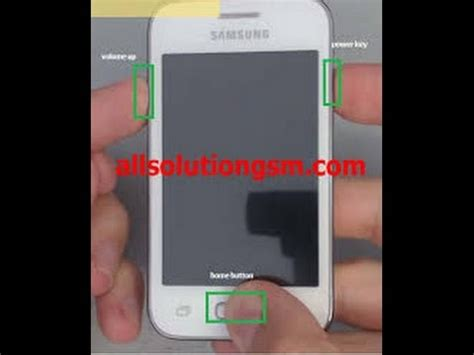 reset samsung young 2 hard reset samsung galaxy young 2 sm g130h youtube