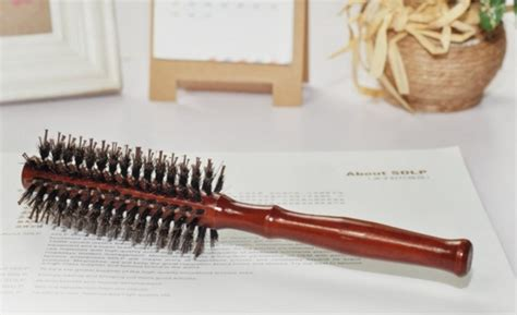 Sisir Salon fajiang flower comb japan sisir rambut brown jakartanotebook