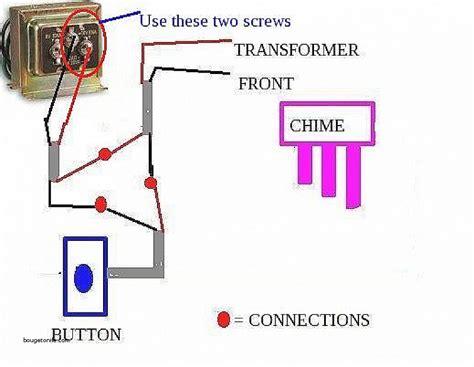 lovely nutone doorbell wiring diagram wiring diagram