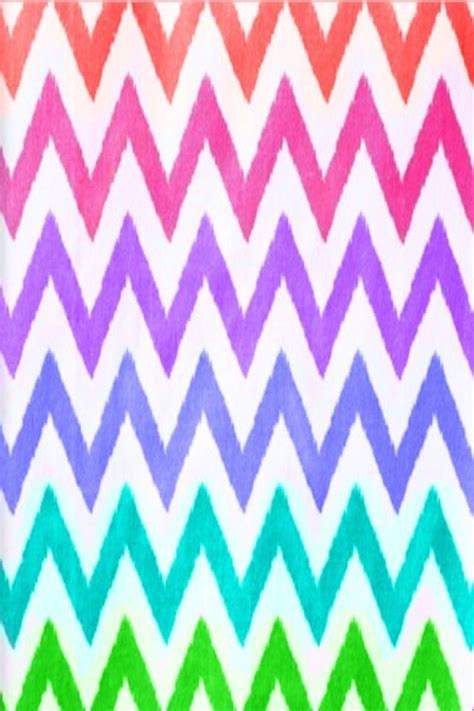 background pattern rainbow rainbow chevron wallpaper pattern wallpapers pinterest