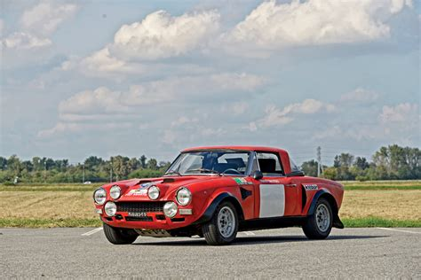1975 fiat abarth 124 sport rally 4 spider sports