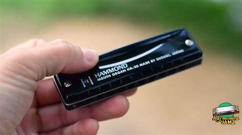 Suzuki Hammond Harmonica Suzuki Hammond Harmonica Review Black Beautiful