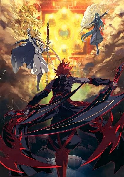 anime dies irae dies irae also sprach zarathustra 1411097 zerochan
