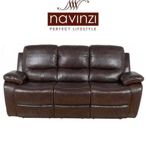Reclining Chairs Lewis by Lewis 3 Seater Recliner