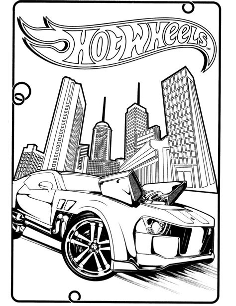 printable coloring pages hot wheels free printable hot wheels coloring pages for kids