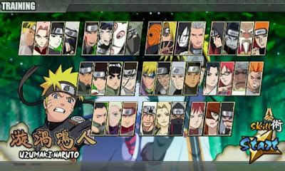 game naruto senki mod money kumpulan naruto senki mod unlimited money full unlocked v1