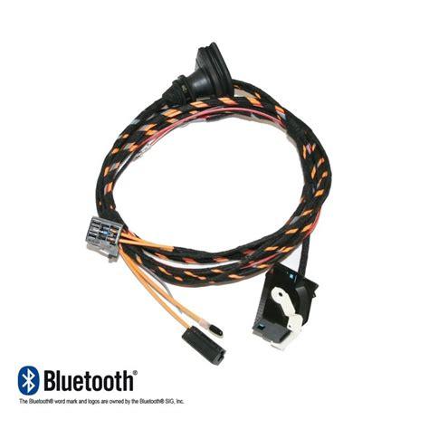Audi A6 4f Bluetooth Nachrüsten by Bluetooth Kit Harness For Audi A6 4f
