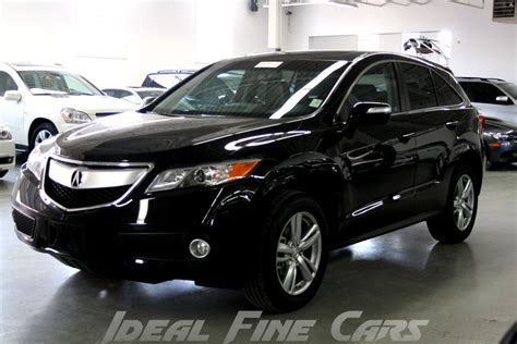 acura rdx packages ideal cars used 2013 acura rdx technology package