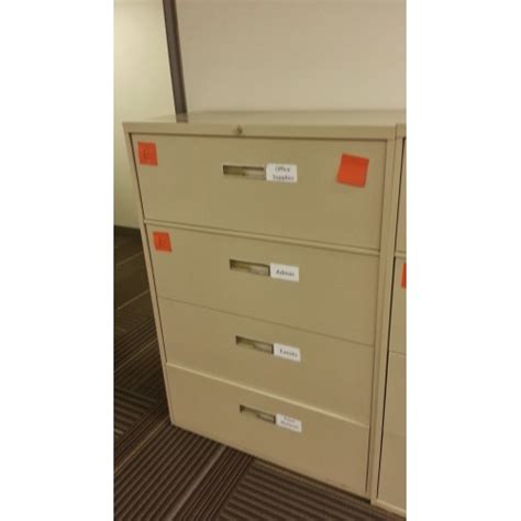 4 Drawer Locking File Cabinet by 4 Drawer Lateral File Cabinet 36x18 Drawer
