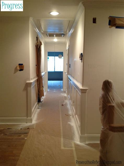 Wainscoting Corners by Wainscoting Around Corner Kitchen And Dining Room