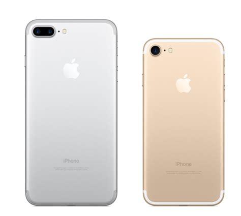 apple iphone 7 e iphone 7 plus ufficiali resiste all acqua e ha la doppia fotocamera 7 plus