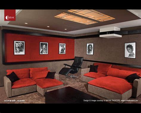 cineak intimo seats  home theater modern home