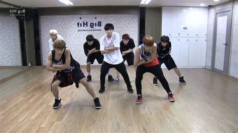 tutorial dance bts danger bts danger mirrored dance practice youtube