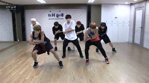 tutorial dance danger bts bts danger mirrored dance practice youtube