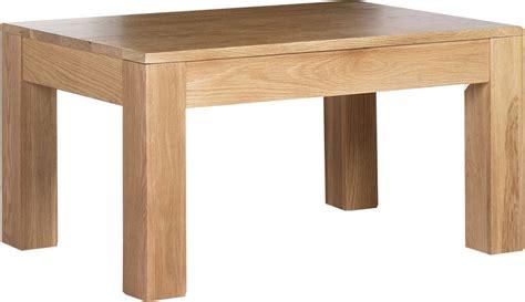 Solid Oak Table by Cuba Solid Oak Coffee Table Oak Furniture Solutions