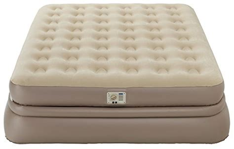 aerobed luxury collection raised air bed review