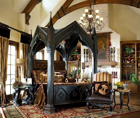 medieval bedroom design decorating bedroom with gothic bedroom furniture