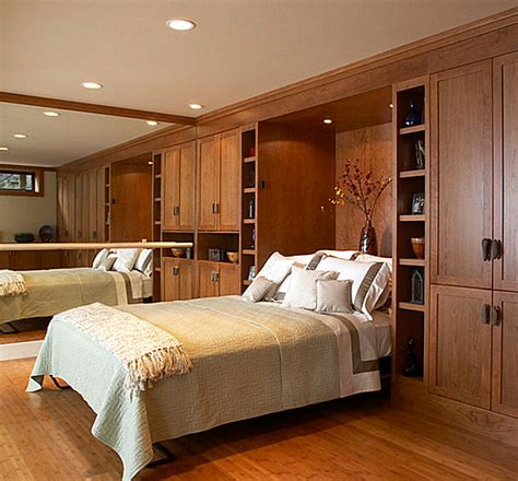hideaway beds add function  style   interior