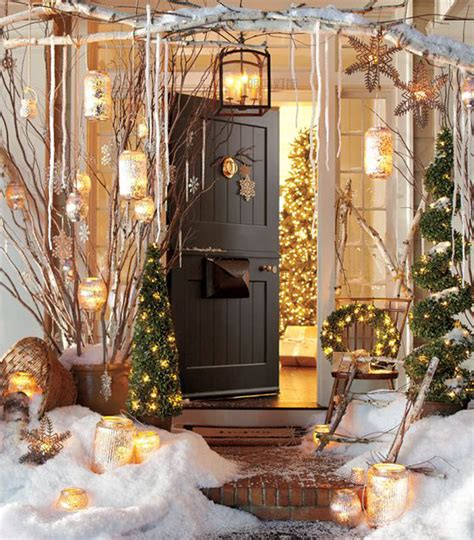 winter decorations outdoor 50 best outdoor decorations for 2017