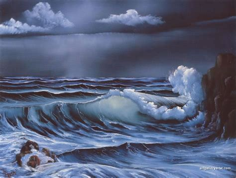 bob ross seascape paintings pin bob ross painting 762132 on