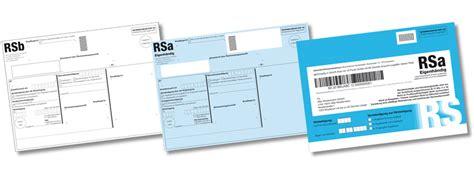 Schweiz Brief Sendungsverfolgung Beh 246 Rdenbrief Rsa Rsb Post Ag