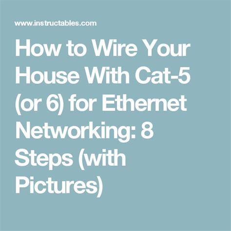 how to wire your house with ethernet 25 best ideas about ethernet wiring on pinterest cable internet information