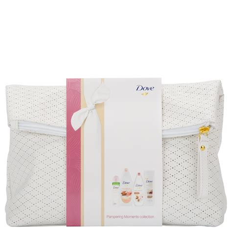 Dove Gift Pouch dove pering moments wash bag free shipping