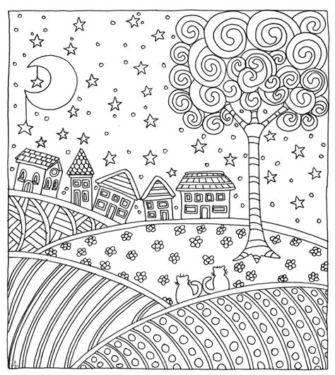 whimsical designs coloring pages weekday wind down color whimsical imagery quarto creates