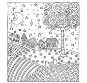 Wind Down Your Week With 3 Downloadable Coloring Pages