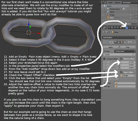 aine s opensim blog fun with blender arrays novice edition aine s opensim blog is it possible for blender array