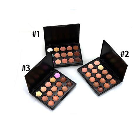 Moors Professional Lipstick Pallete 15 Colours 窶 professional 15 color concealer palette 竭 make make up set contour 縺 palette