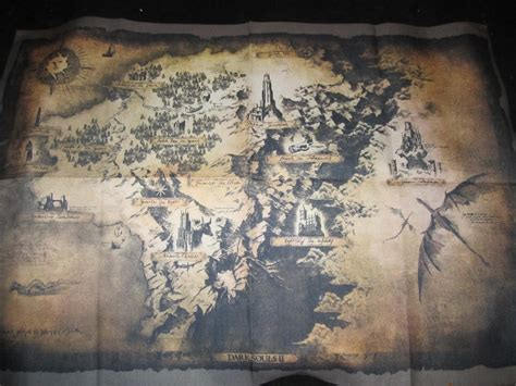 souls 2 map unboxing the souls ii collector s edition and collector s edition strategy guide diehard