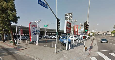 Toyota Downtown Los Angeles L R Colliers International 1600 South Figueroa