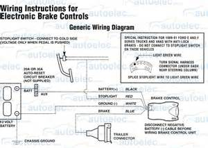 tekonsha primus iq electric brake controller wiring diagram wiring wiring diagram