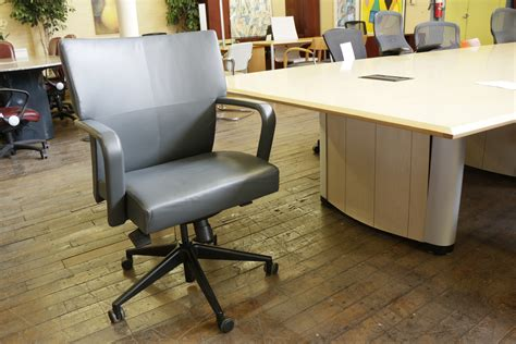 hbf mv9 mid back leather executive chair peartree office