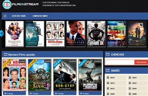 film streaming net top 5 des meilleurs sites streaming 2015 gratuits et sans