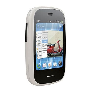 hp's webos app catalog updated, white hp veer 4g for at&t