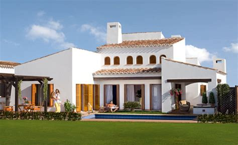 Resort Floor Plans by Luxury Spanish Villa To Rent