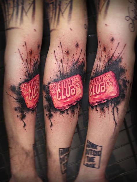 the 25 best club tattoo ideas on pinterest fight club