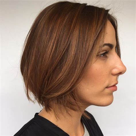 rich brown bob hair styles 108 best images about hair on pinterest inverted bob