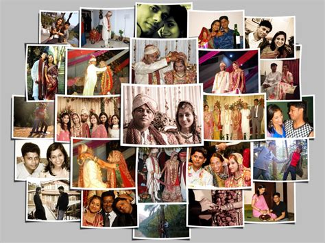 design photo montage how to create photo montage for wedding party